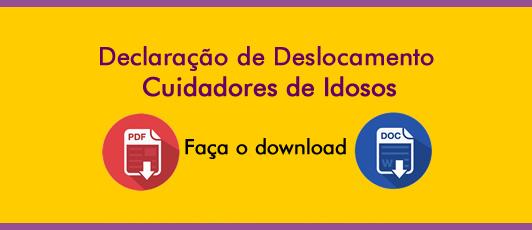 Declaração Deslocamento de Cuidador – download