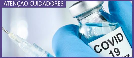 Informações sobre a vacinação de COVID-19 para Cuidadores de Idosos